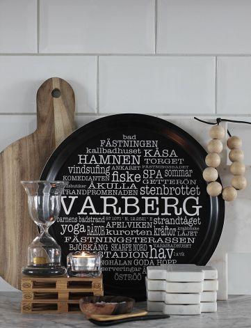 Bricka VARBERG