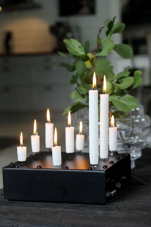 Ljusstake FJÄRRAN/förvaring